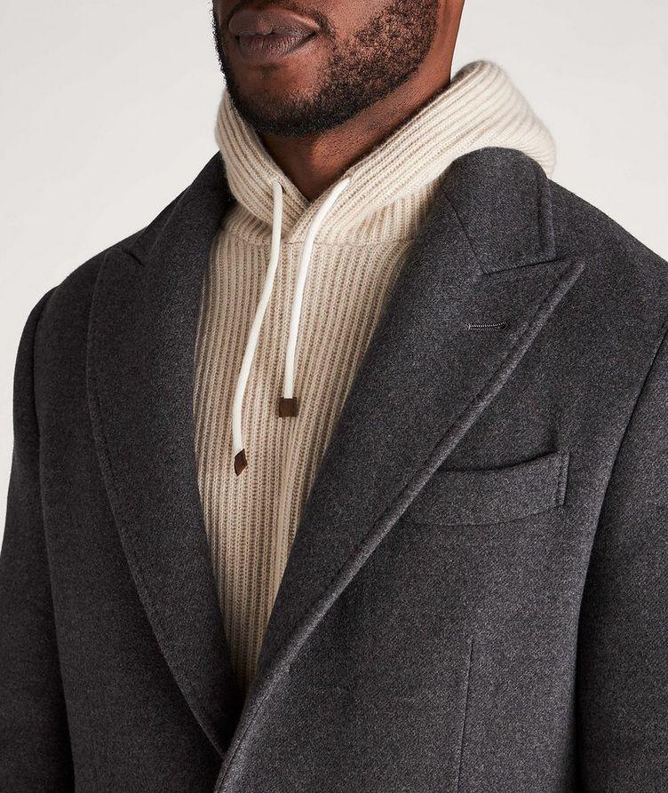 Wool Overcoat image 3