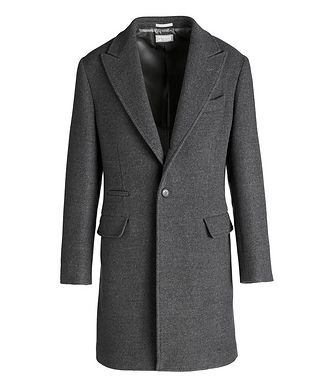 Brunello Cucinelli Wool Overcoat