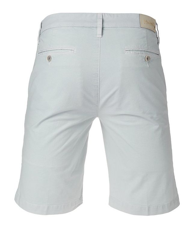 Stretchy Cotton-Blend Shorts picture 2