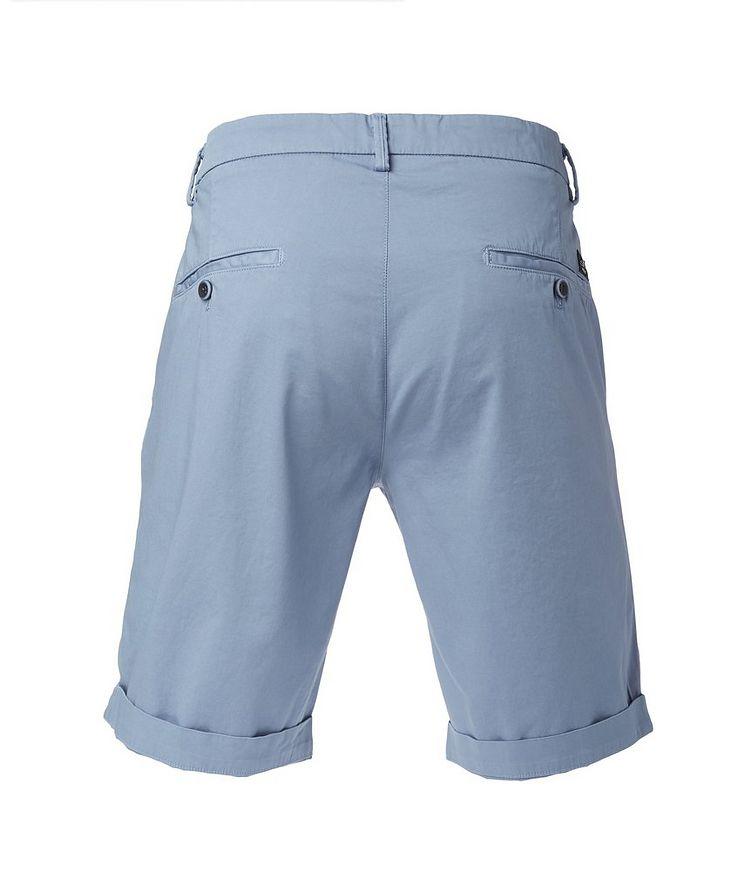 Stretch-Cotton Bermuda Shorts image 1