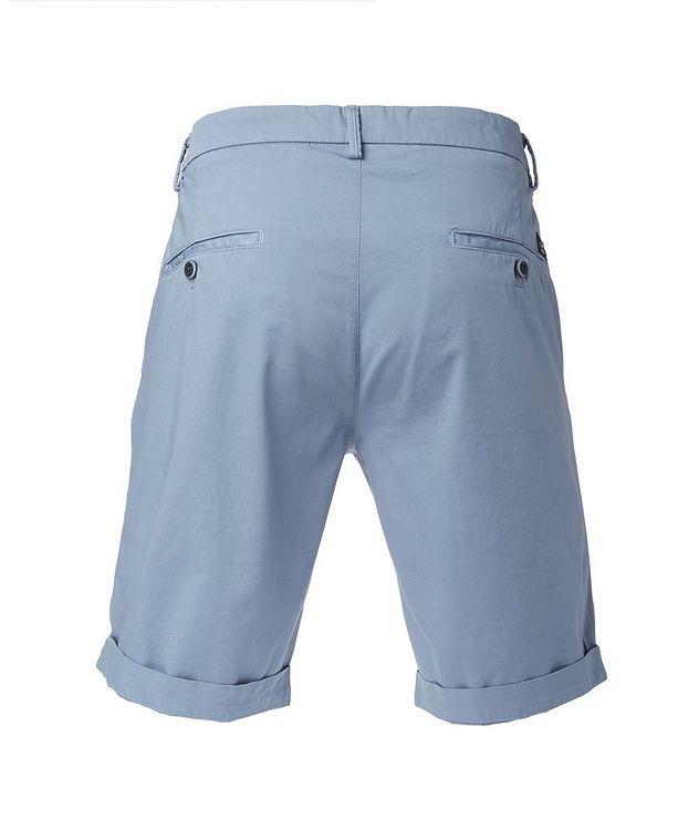 Stretch-Cotton Bermuda Shorts picture 2