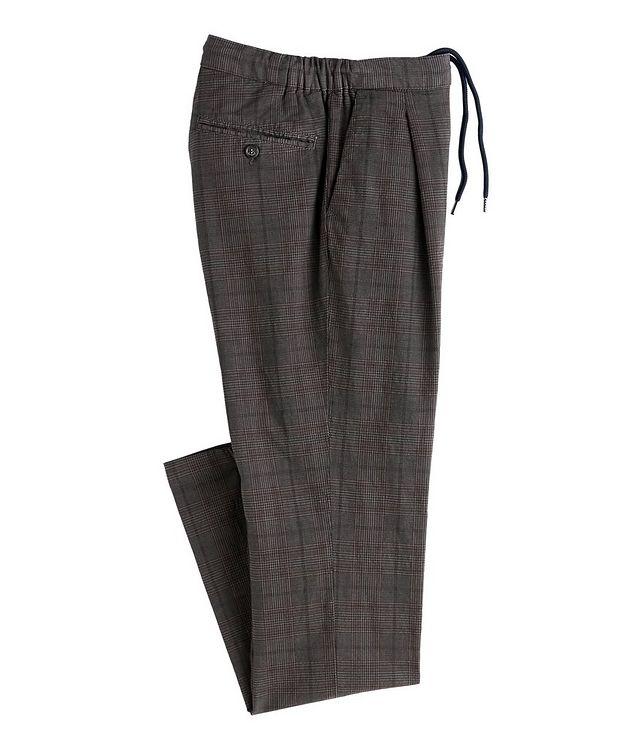 Turner Glen Check Drawstring Pants picture 1