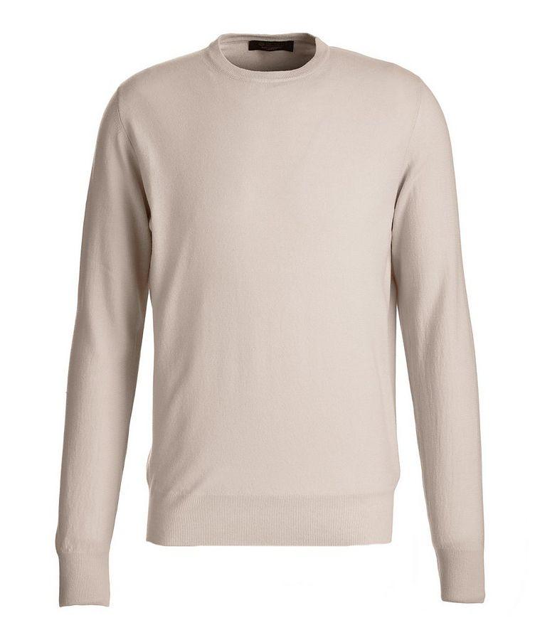 Pull en tricot de cachemire extrafin image 0