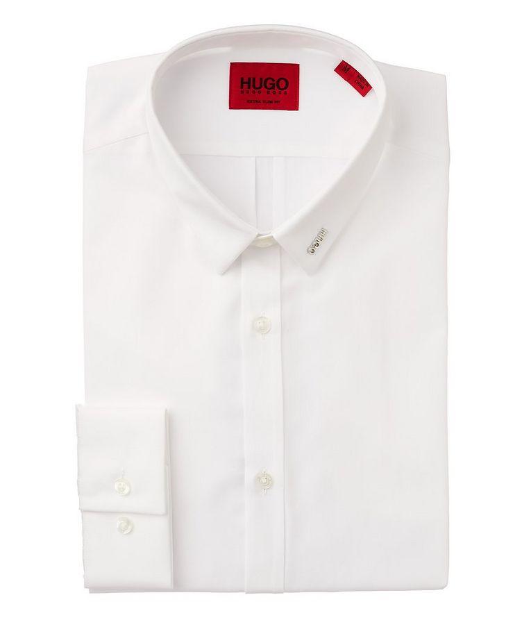 Slim Fit Logo Cotton Sport Shirt image 0