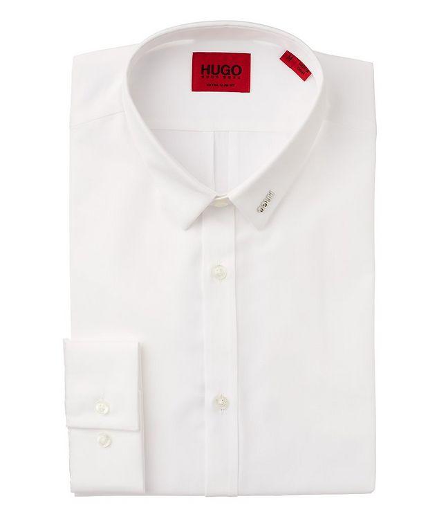 Slim Fit Logo Cotton Sport Shirt picture 1