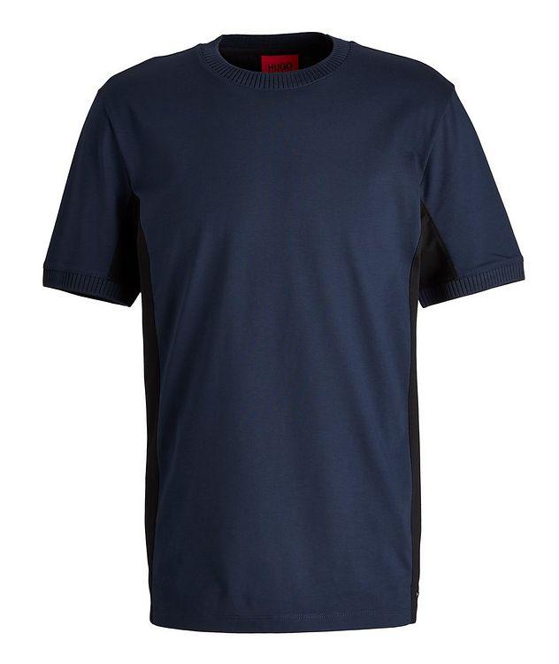 Dinzu Cotton T-Shirt picture 1