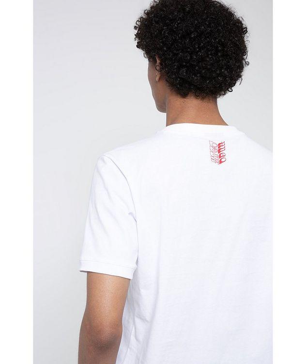 Pride Slogan Cotton T-Shirt picture 3