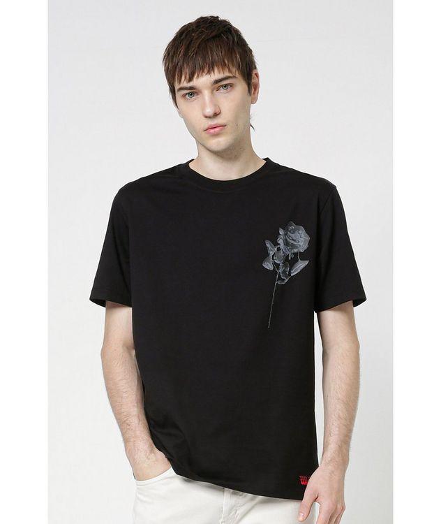 Pride Rose Cotton T-Shirt picture 2