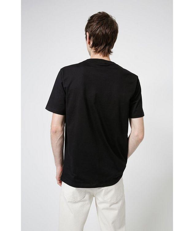 Pride Rose Cotton T-Shirt picture 3