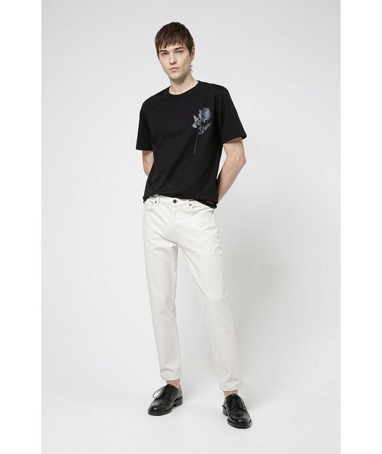 Pride Rose Cotton T-Shirt image 3