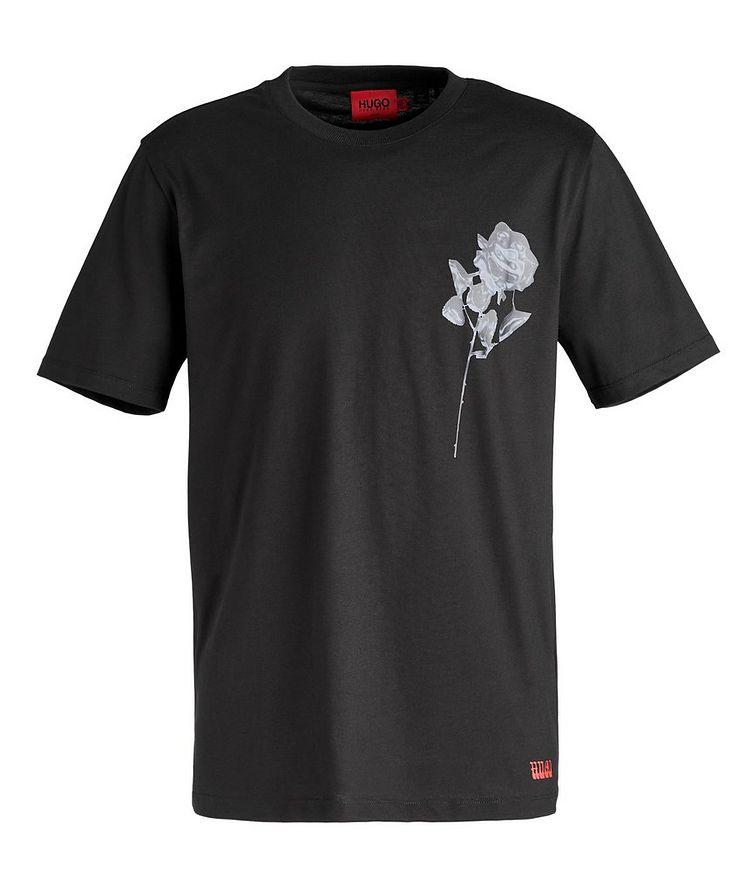 Pride Rose Cotton T-Shirt image 0