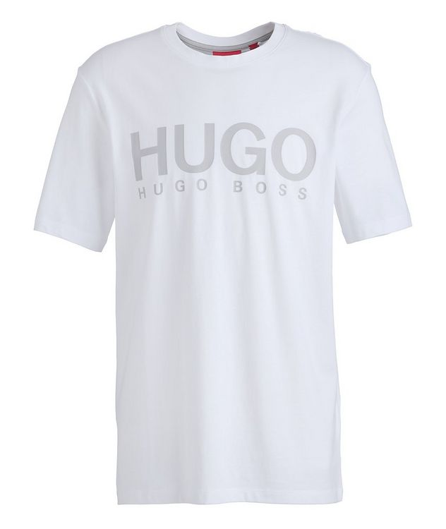 Logoed Cotton T-Shirt picture 1