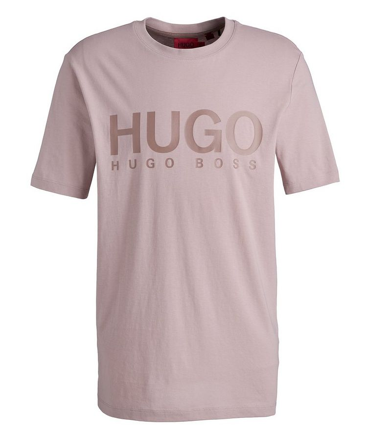 Logoed Cotton T-Shirt image 0