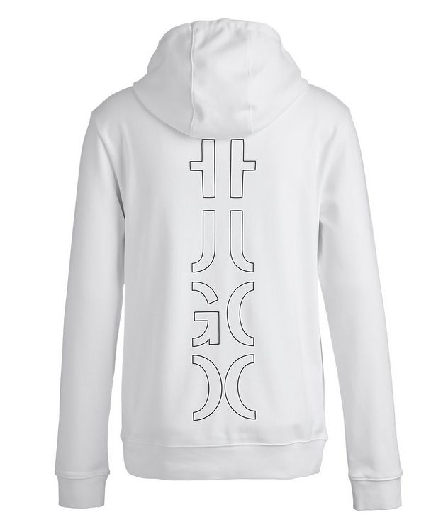 Logo Cotton Hoodie picture 3