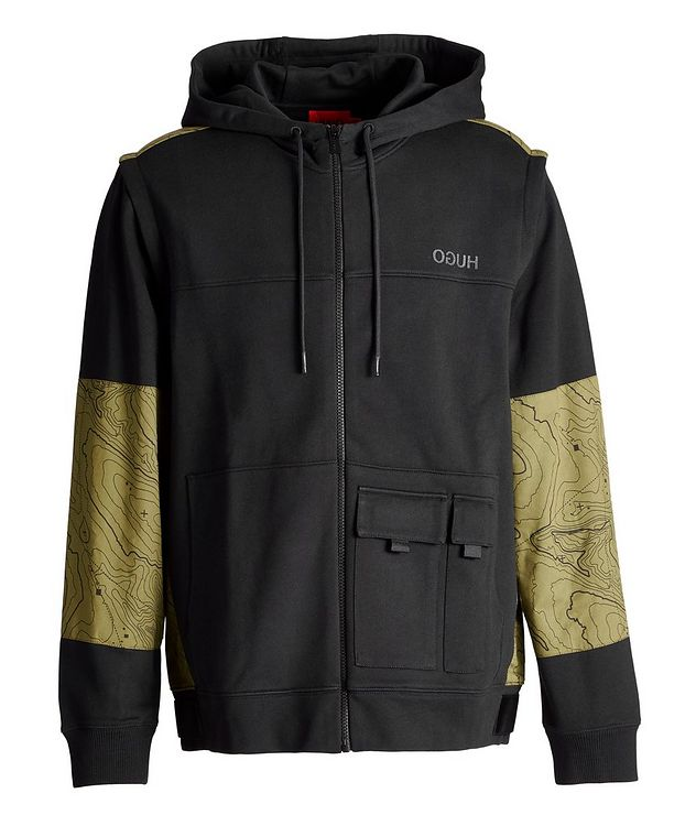 Daroon 2-in-1 Cotton Hoodie picture 1