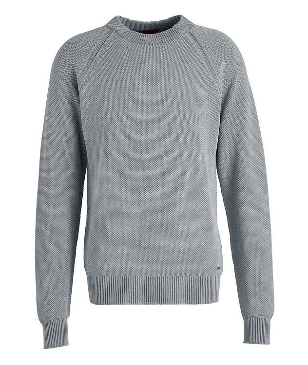 Sdip Knit Cotton Sweater picture 1