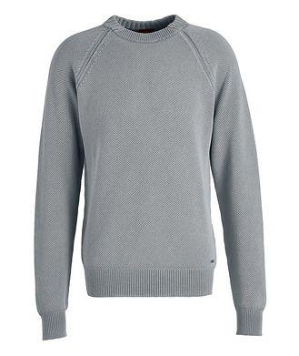HUGO Sdip Knit Cotton Sweater