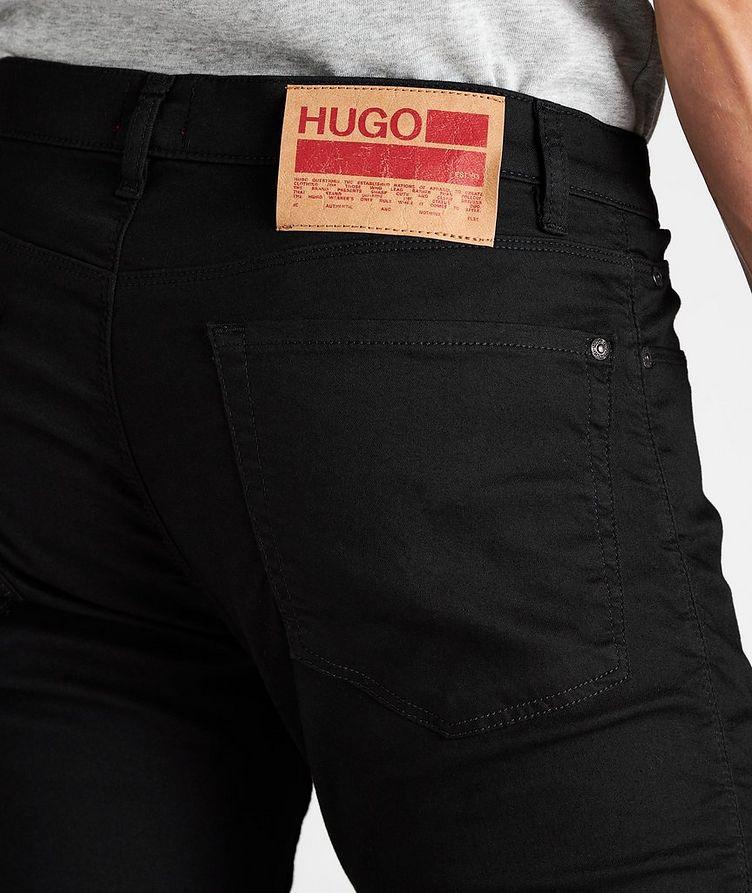 Slim-Fit Stretch-Cotton Jeans image 3