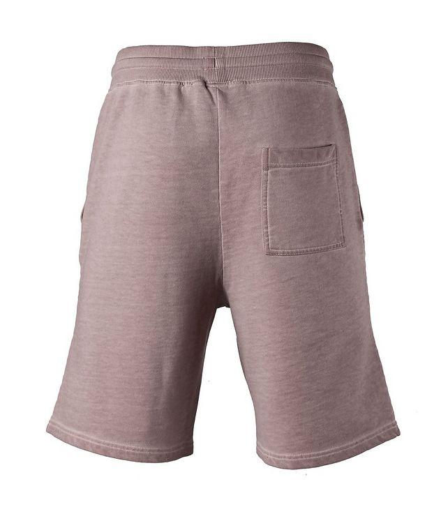Logo Patch Cotton Shorts picture 2