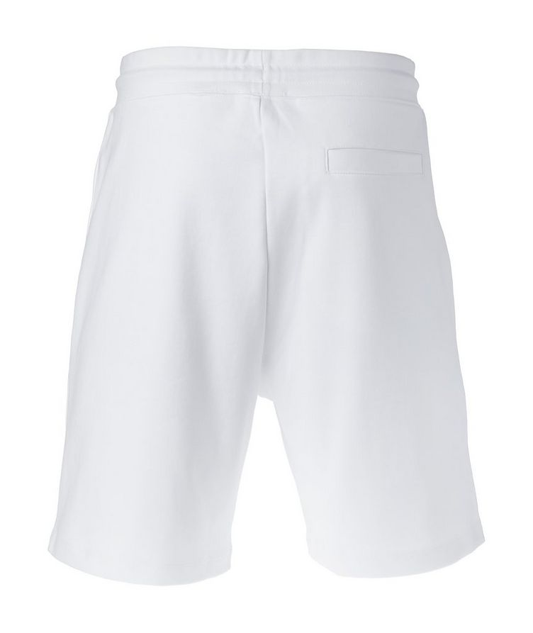 Drawstring Cotton Shorts image 1