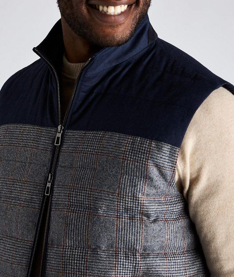 Gateway Water-Repellent Wool-Silk Down Vest image 3