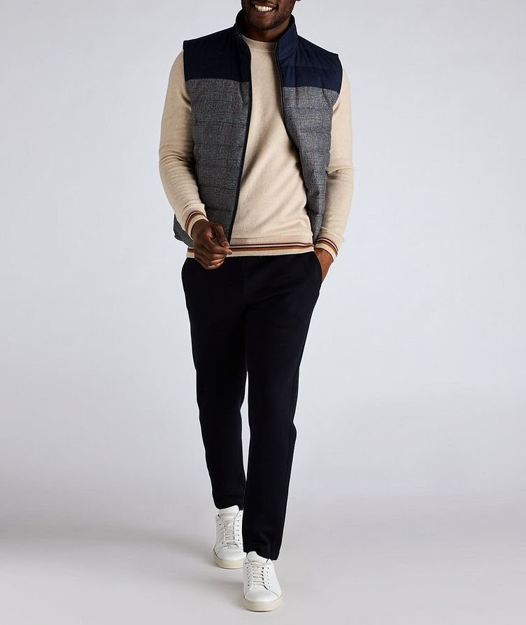 Gateway Water-Repellent Wool-Silk Down Vest image 4