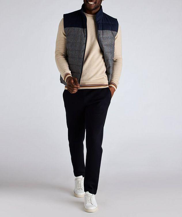 Gateway Water-Repellent Wool-Silk Down Vest picture 5