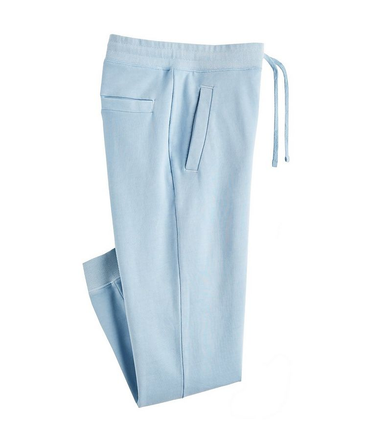 Stretch Wool-Blend Chinos image 0