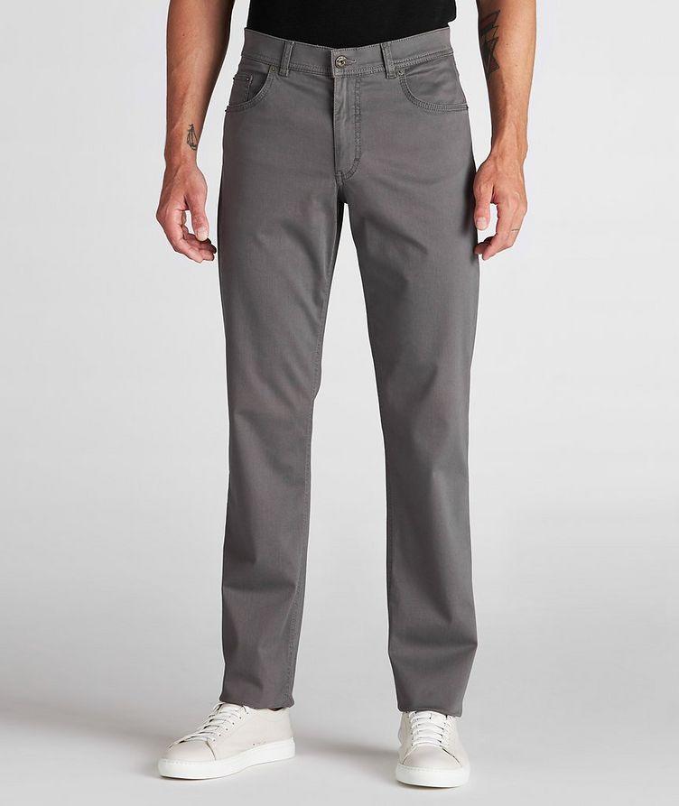 Cooper Fancy Stretch-Cotton Pants image 1