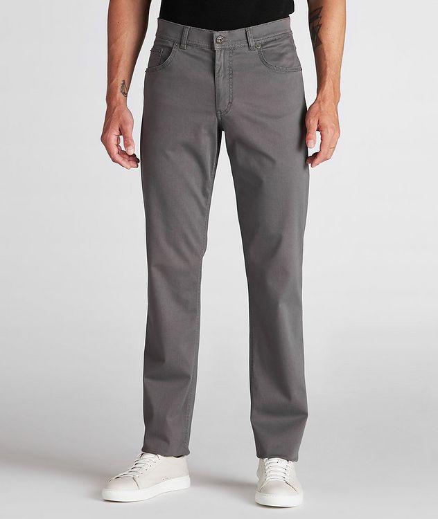 Cooper Fancy Stretch-Cotton Pants picture 2
