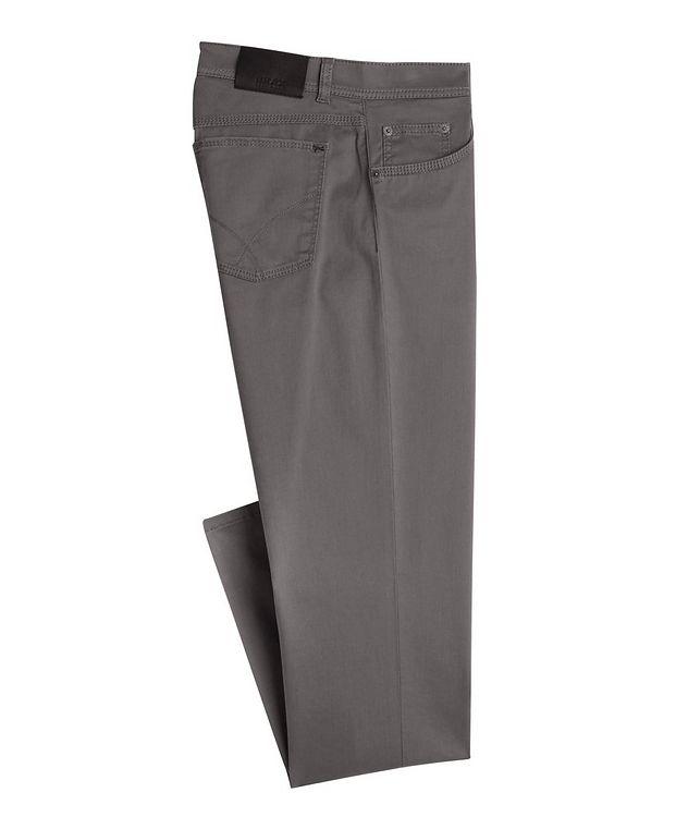 Cooper Fancy Stretch-Cotton Pants picture 1