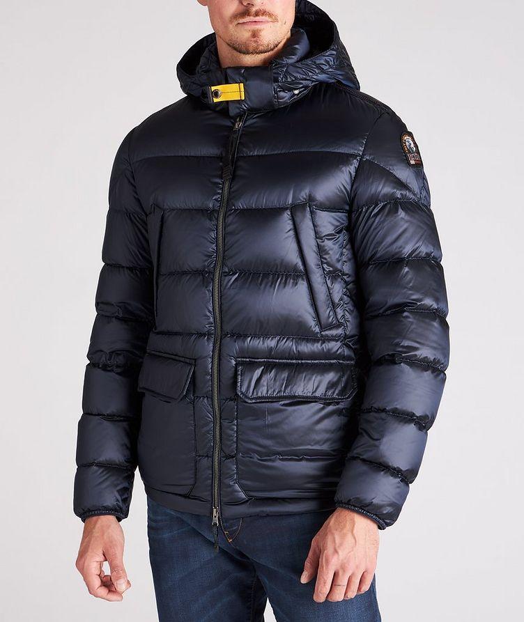 Greg Hooded Puffer Jacket image 1