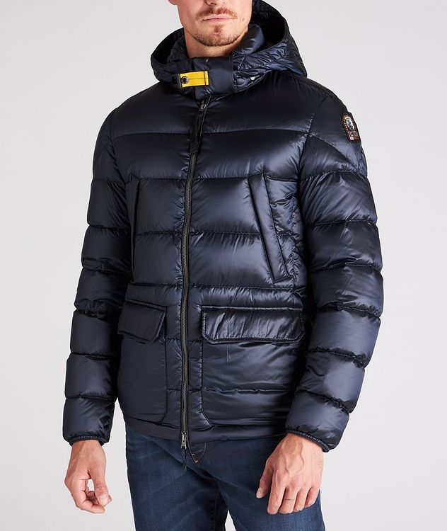 Greg Hooded Puffer Jacket picture 2