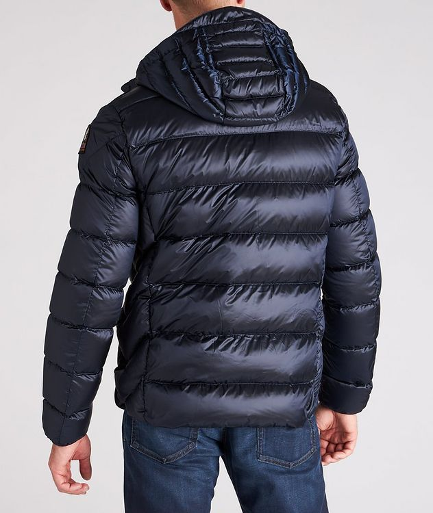 Greg Hooded Puffer Jacket picture 3