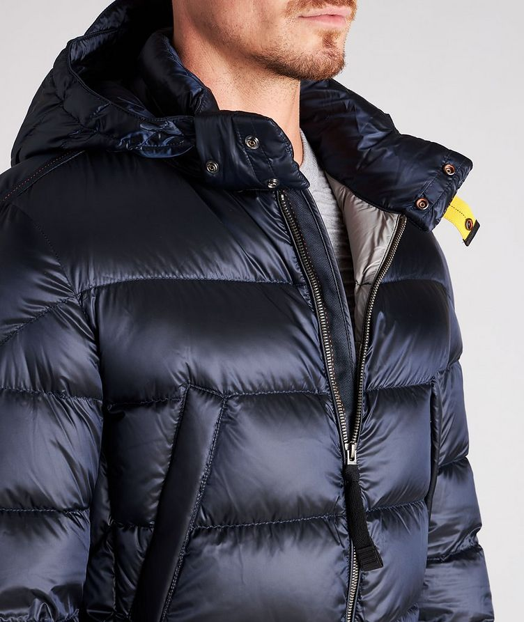 Greg Hooded Puffer Jacket image 3