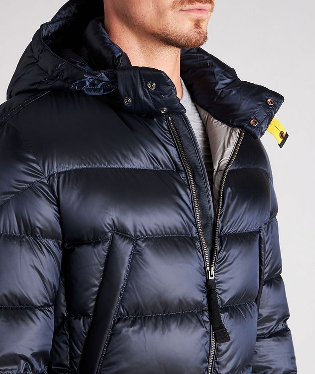 Greg Hooded Puffer Jacket picture 4