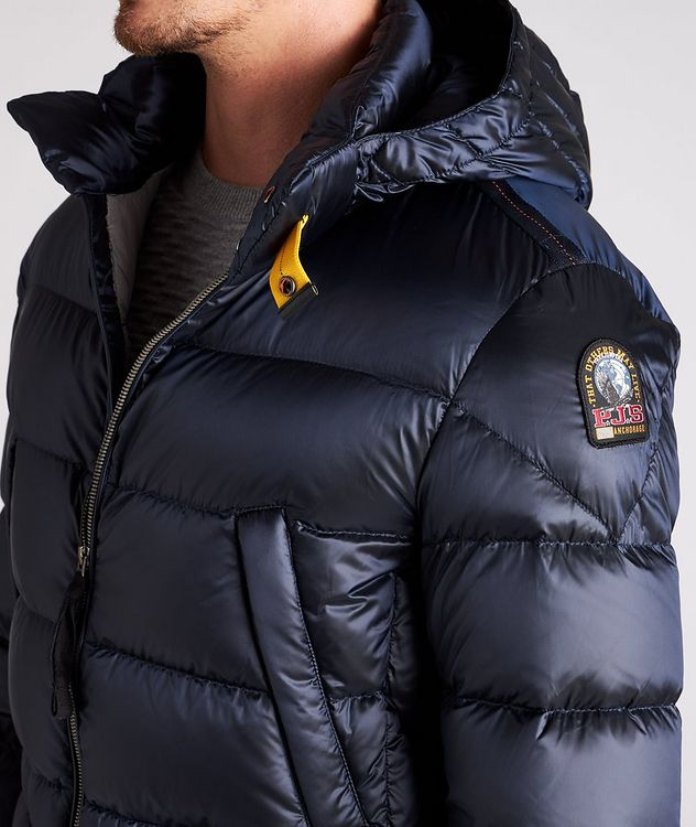 Greg Hooded Puffer Jacket picture 5
