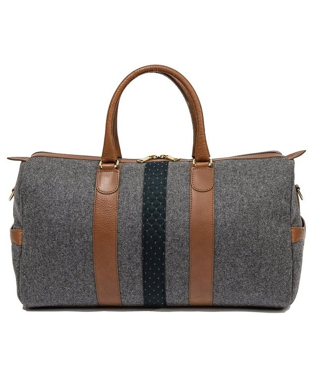 Wool Weekender Bag  picture 2