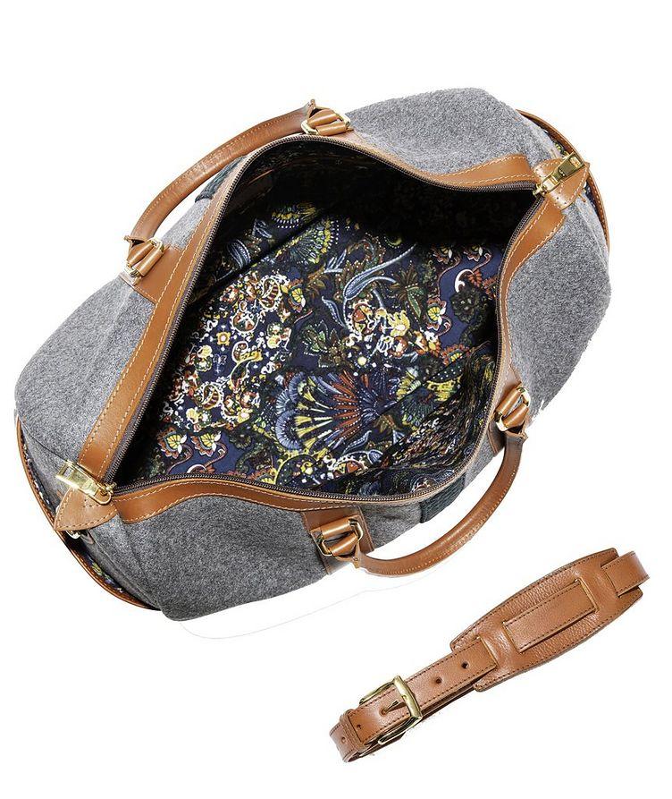 Wool Weekender Bag  image 2