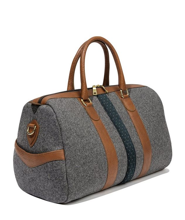 Wool Weekender Bag  picture 1