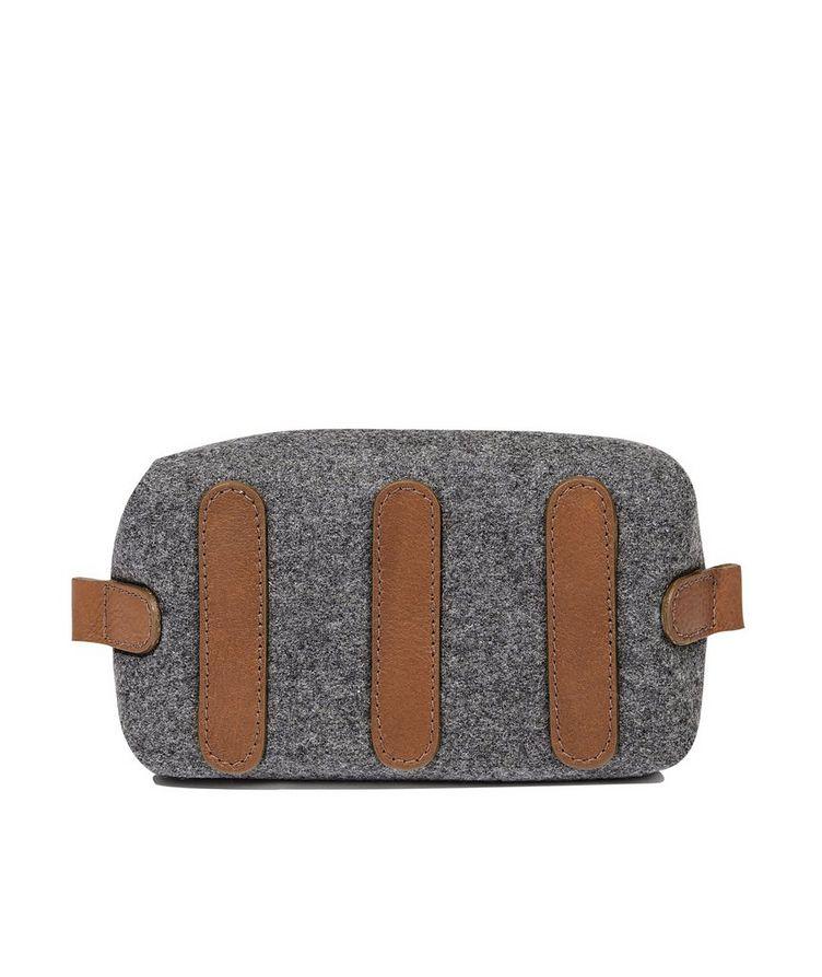 Wool Dopp Kit image 3