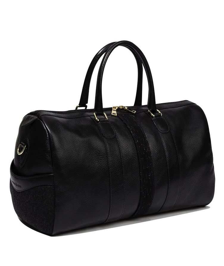 Leather Weekender Bag image 0