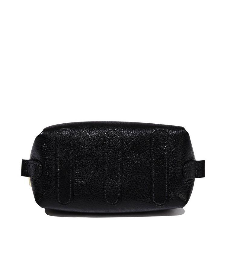 Leather Dopp Kit  image 3