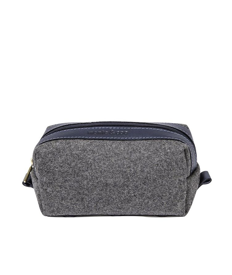 Wool Dopp Kit  image 1