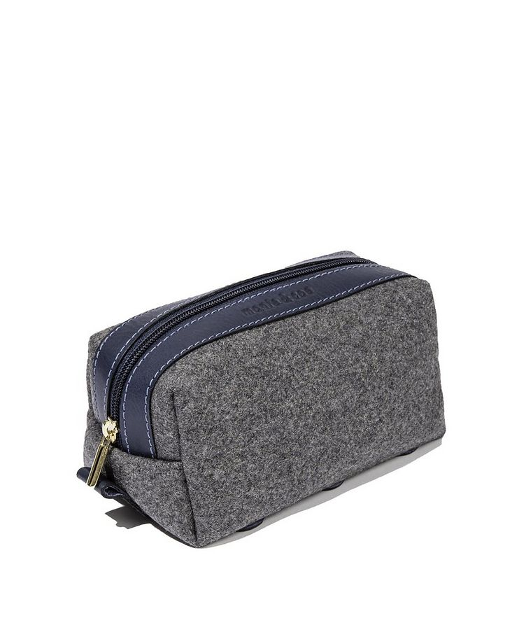 Wool Dopp Kit  image 0