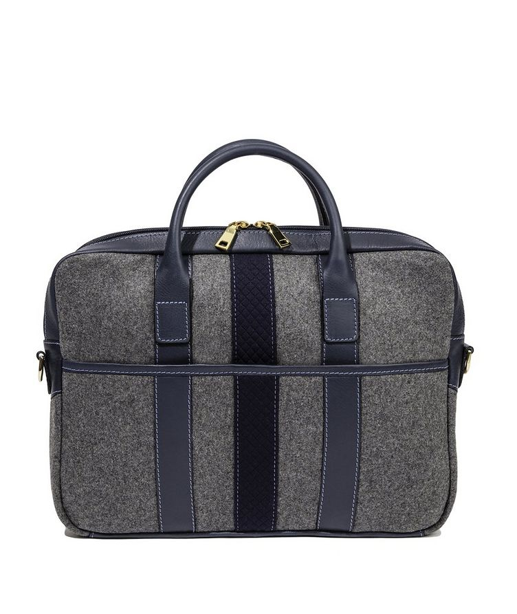 Wool Briefcase  image 1