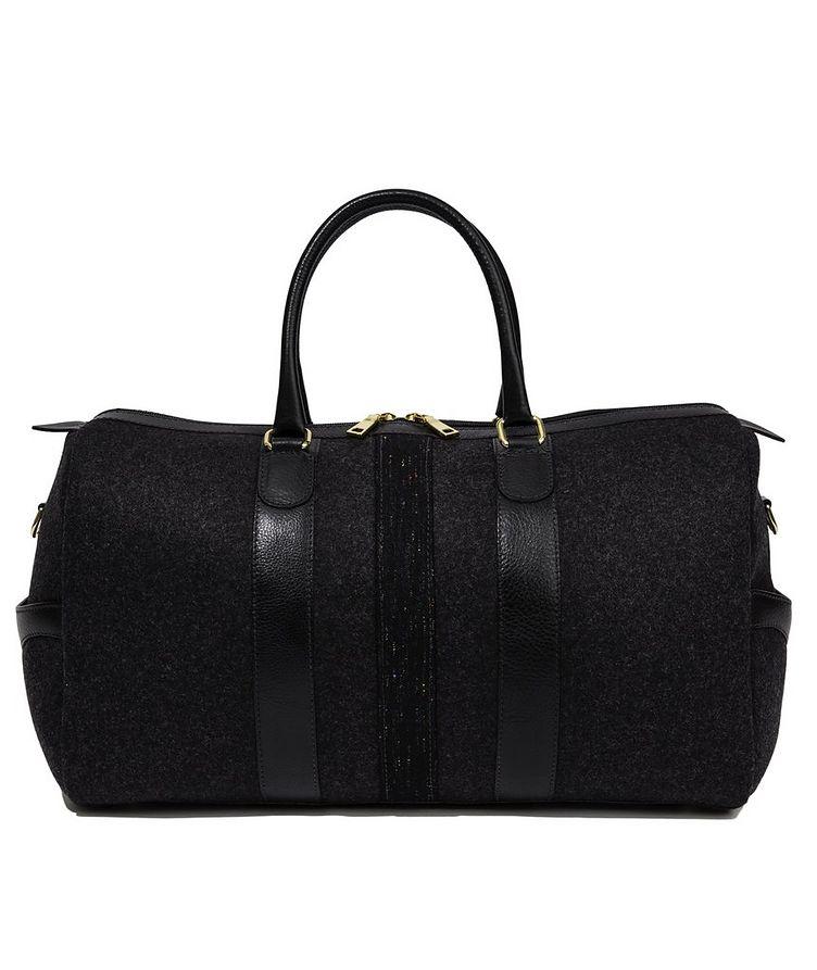 Wool Weekender Bag  image 1