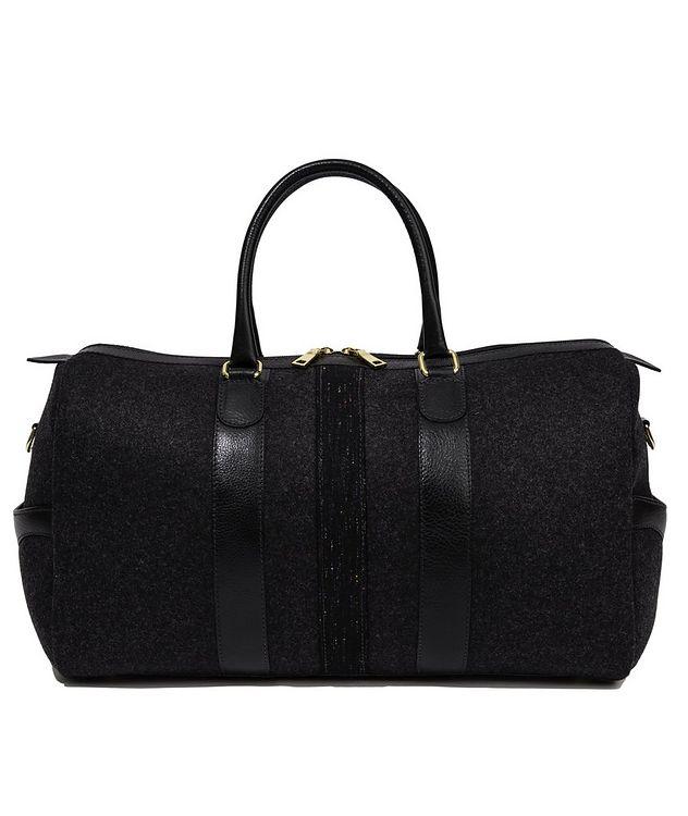 Wool Weekender Bag  picture 2