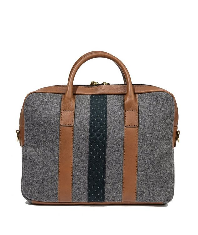 Wool Briefcase  picture 2