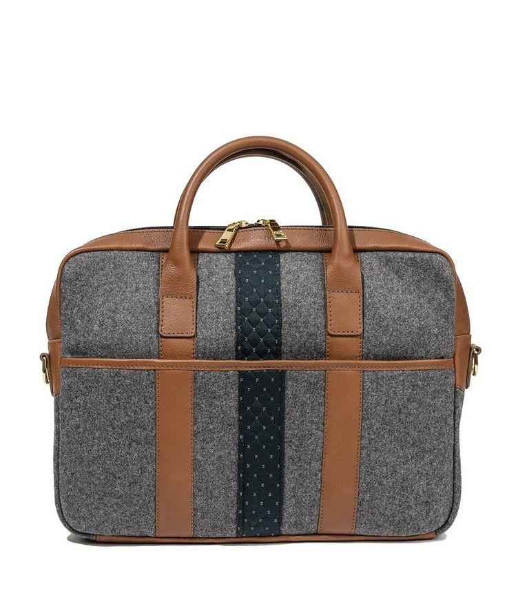 Wool Briefcase  image 2